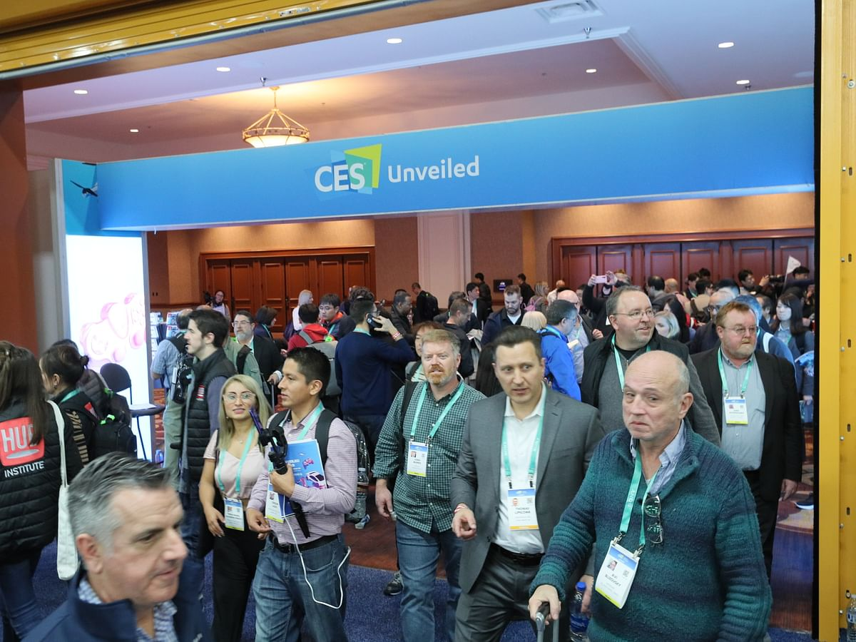 CES 2020: Mims explores the connections between the tech world and sports