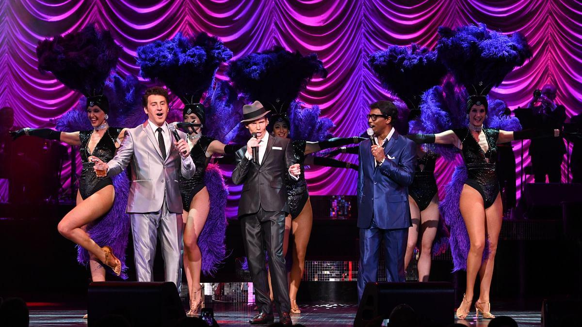'Rat Pack' tribute at Tropicana Atlantic City a swinging affair
