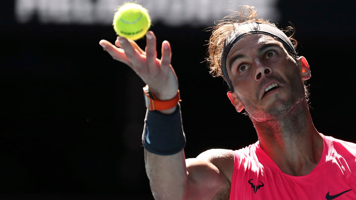 Rafa-pulco! Nadal wins third Mexican title stomping Taylor Fritz in straight sets
