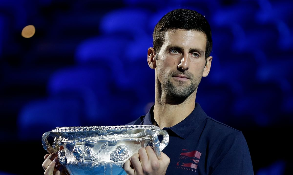 Australian Open: Neal Abrams says the men's champ will come from the Top 7 -- Djokovic, Nadal, Federer, Medvedev, Thiem, Tsitsipas, Zverev