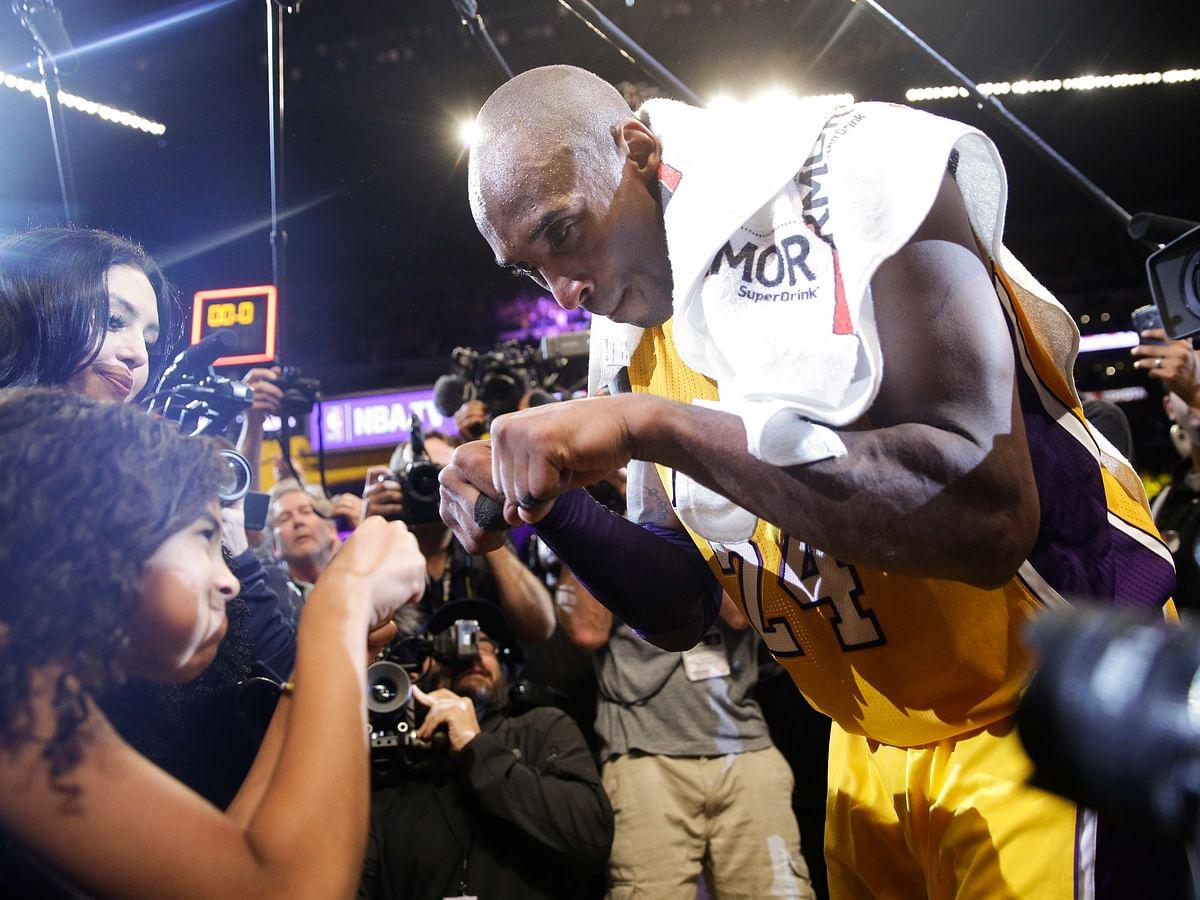 "Robert Mims remembers Kobe Bryant, ""Gone too Soon"""