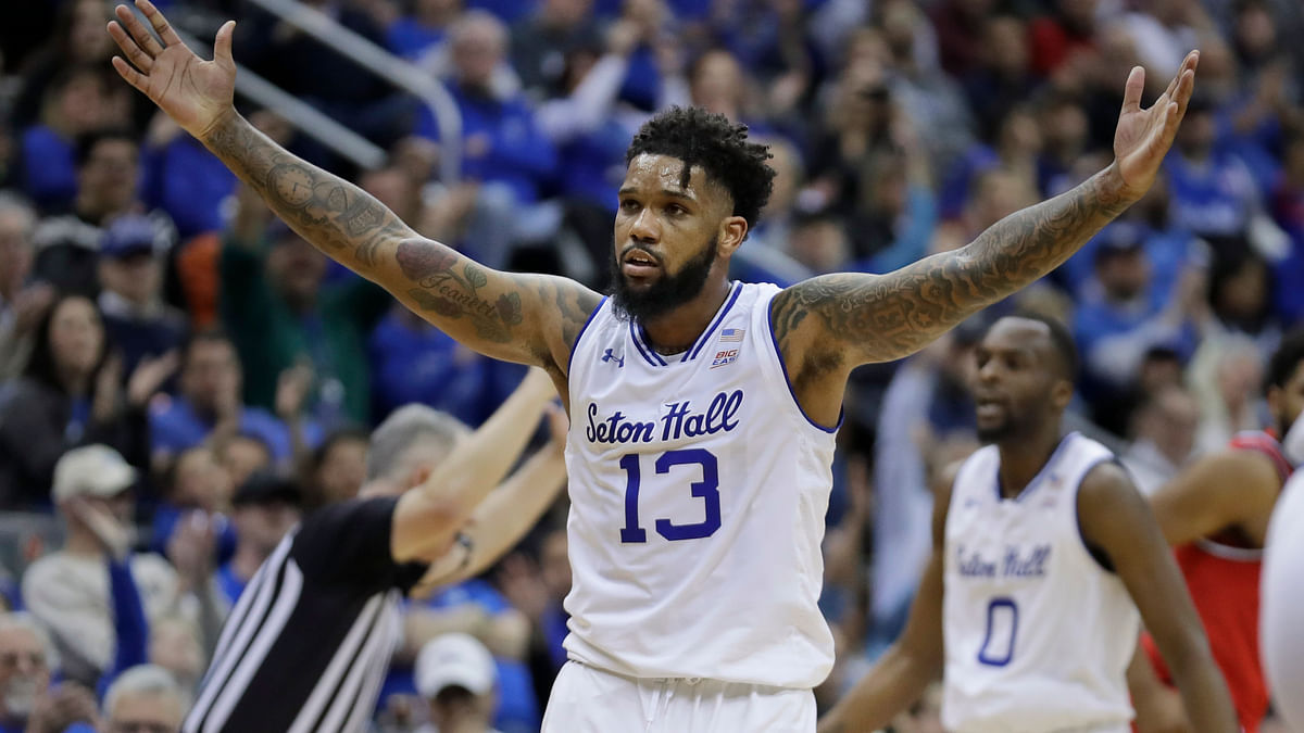 Seton Hall's Myles Powell has no regrets despite no NCAA Tournament