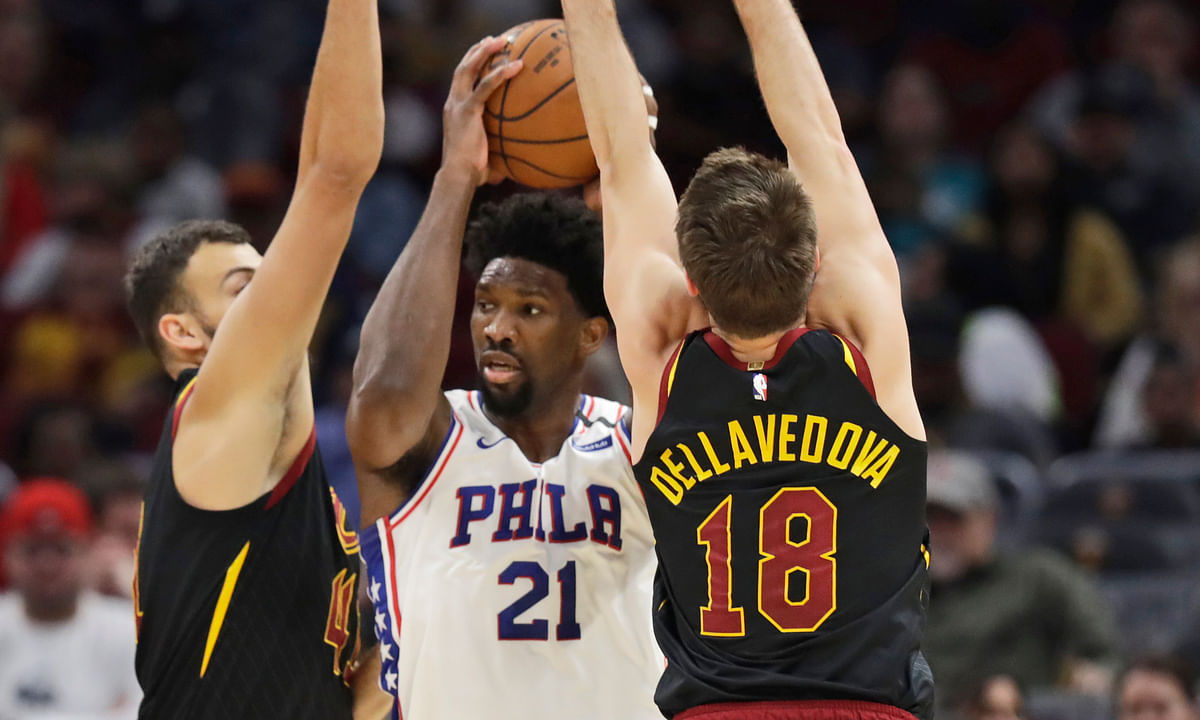 Who is Joel Embiid? 'Jeopardy' contestant unsure of 'The Process'