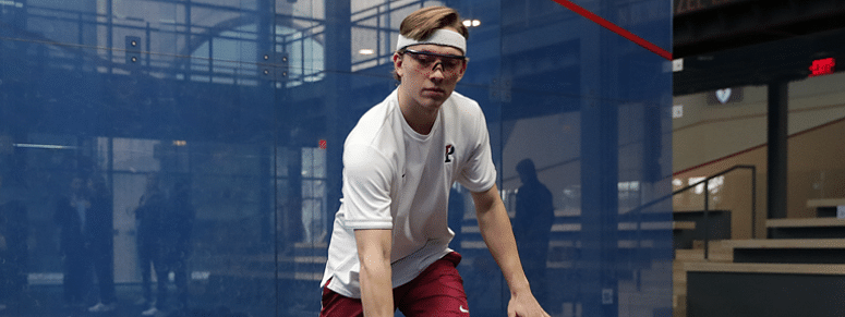 No. 2 ranked Penn Squash won its first ever Potter Cup Finals match, but top-ranked Harvard cruised to its second straight title.
