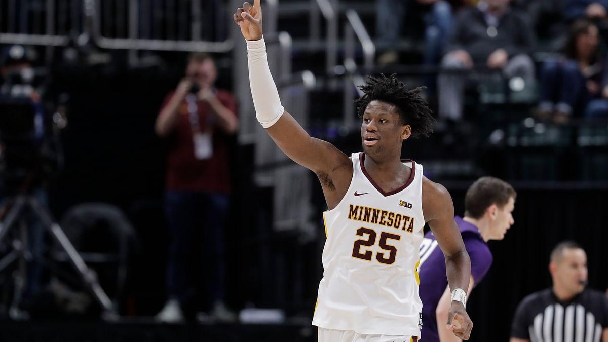 Gopher splits: Minnesota center Daniel Oturu says he's entering NBA draft
