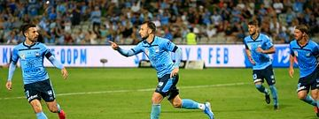 Sydney FC knows the A-League is one of the few leagues in the world still playing.