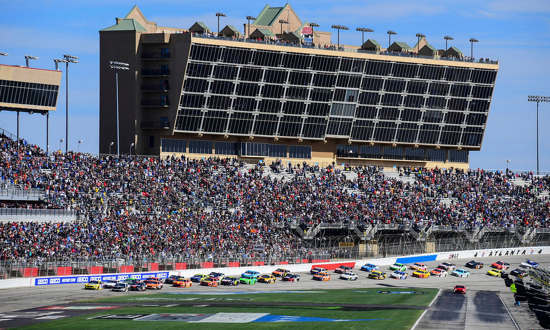NASCAR, IndyCar change lanes, decide to leave the track for now