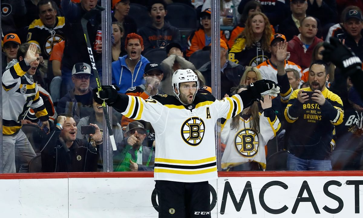 Bruins beats Flyers 2-0, ending Philly's 9-game win streak; Rangers top Stars, Penguins beat Devils and more NHL recaps