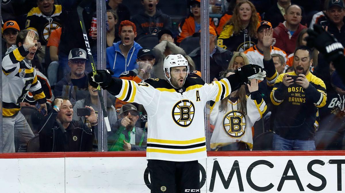 Bruins beats Flyers 2-0, ending Philly's 9-game win streak; Rangers top Stars, Penguins beat Devils and more NHL recaps