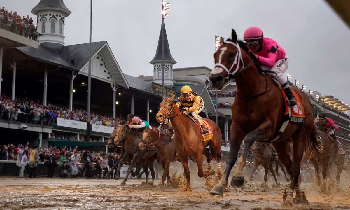 Scratched: Kentucky Derby now set for September due to coronavirus