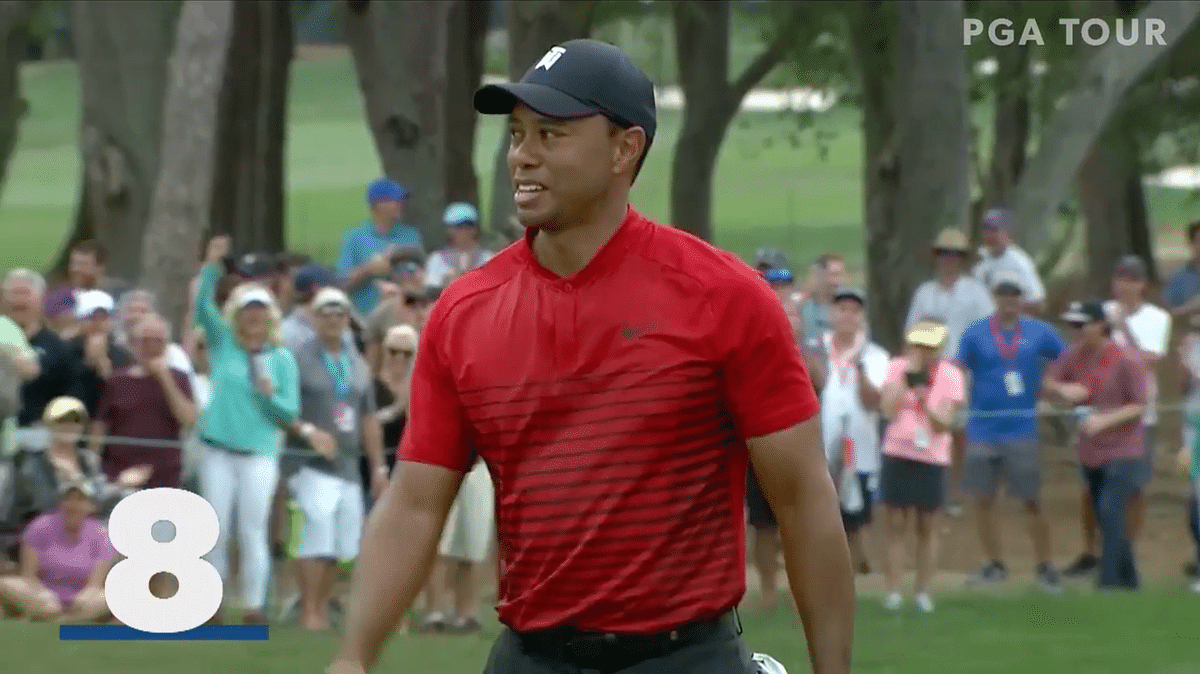 Video: Top-10 all-time golf shots from the Valspar Championship