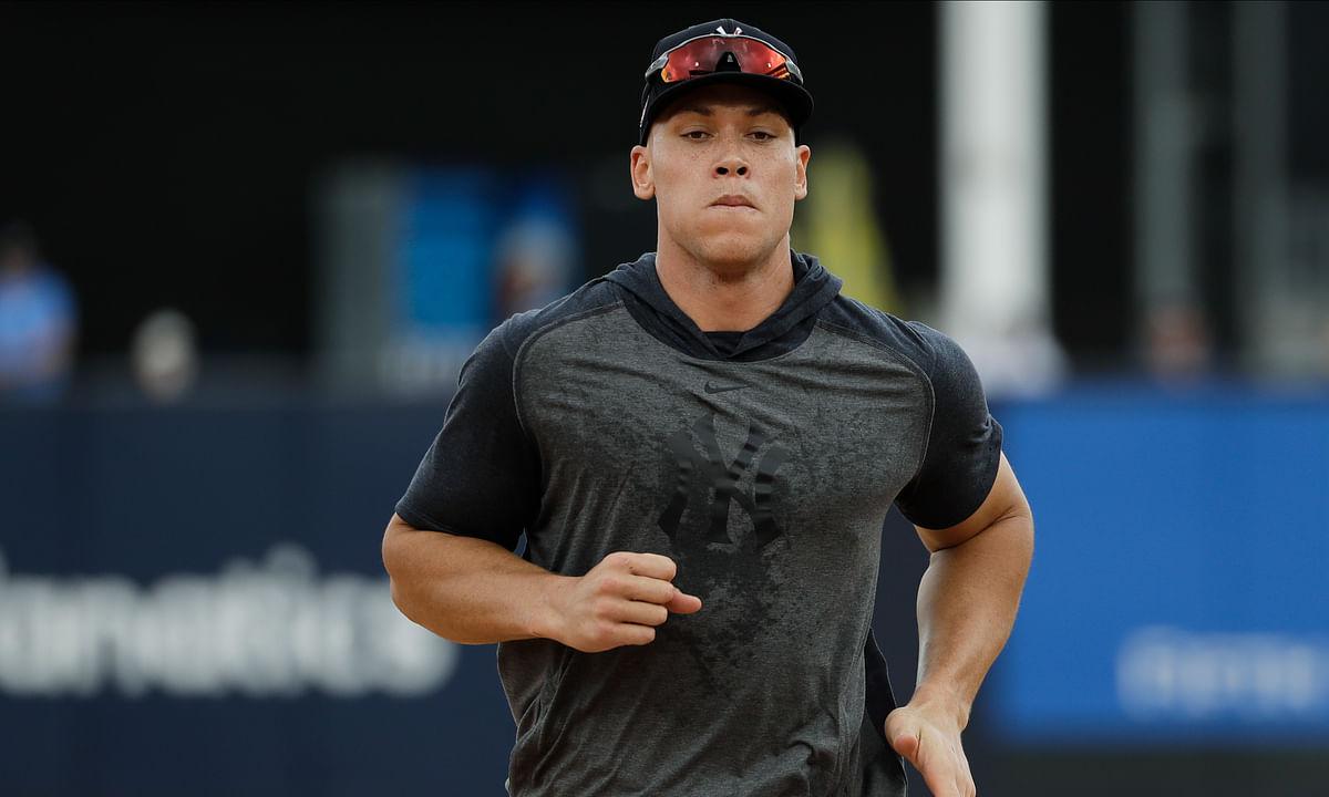 Boone on bone: Yankees' Aaron Judge has broken rib, no set time on return to lineup