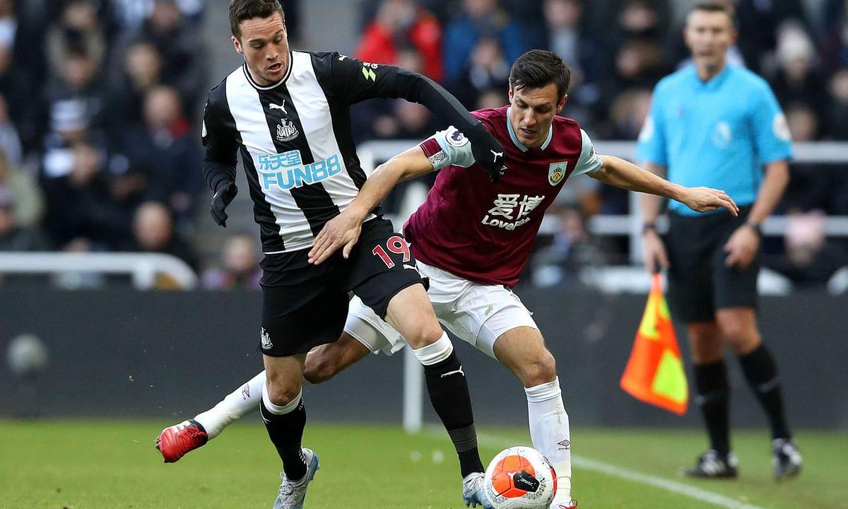 Saturday Afternoon Soccer - Premier League, Burnley vs. Tottenham