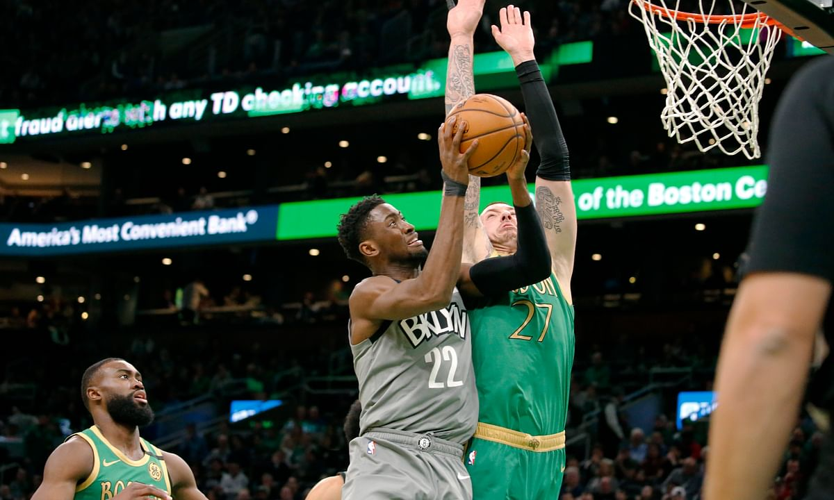 Video: ICYMI, Caris LeVert scored 51 points last night as the Nets made a ridiculous comeback against the Celtics to win in Boston