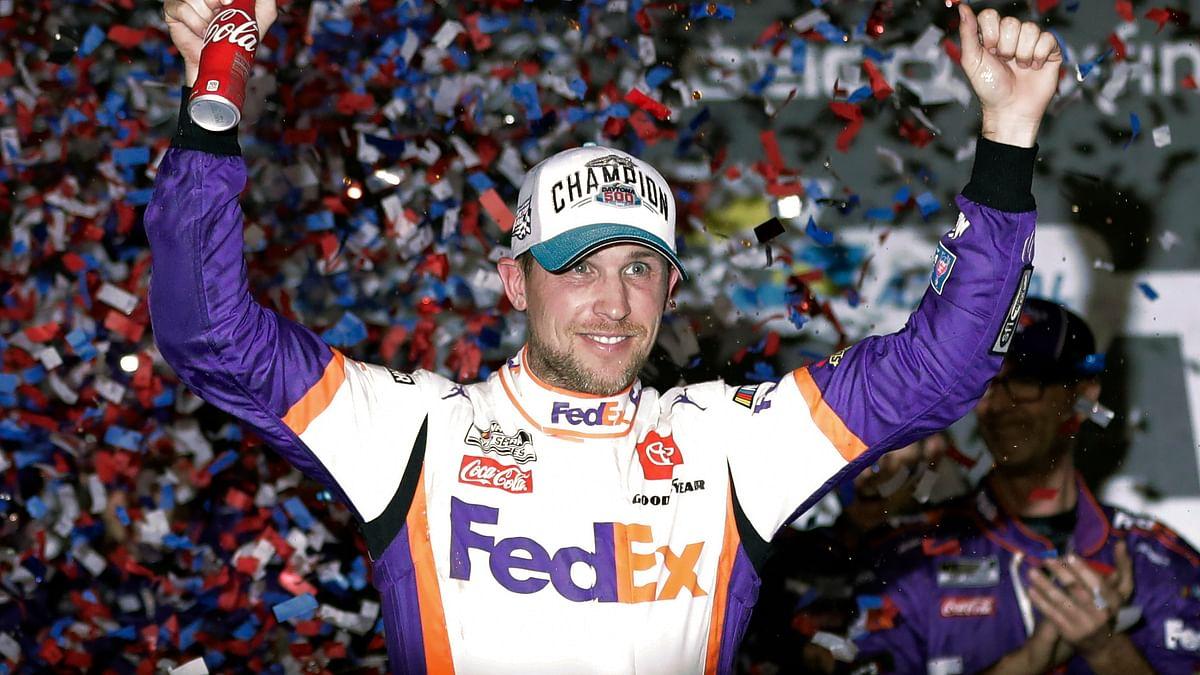 Bet the Daytona 500: NASCAR starts its engines and the Eckel 4 like Busch, Almirola, Hamlin, Logano, Truex