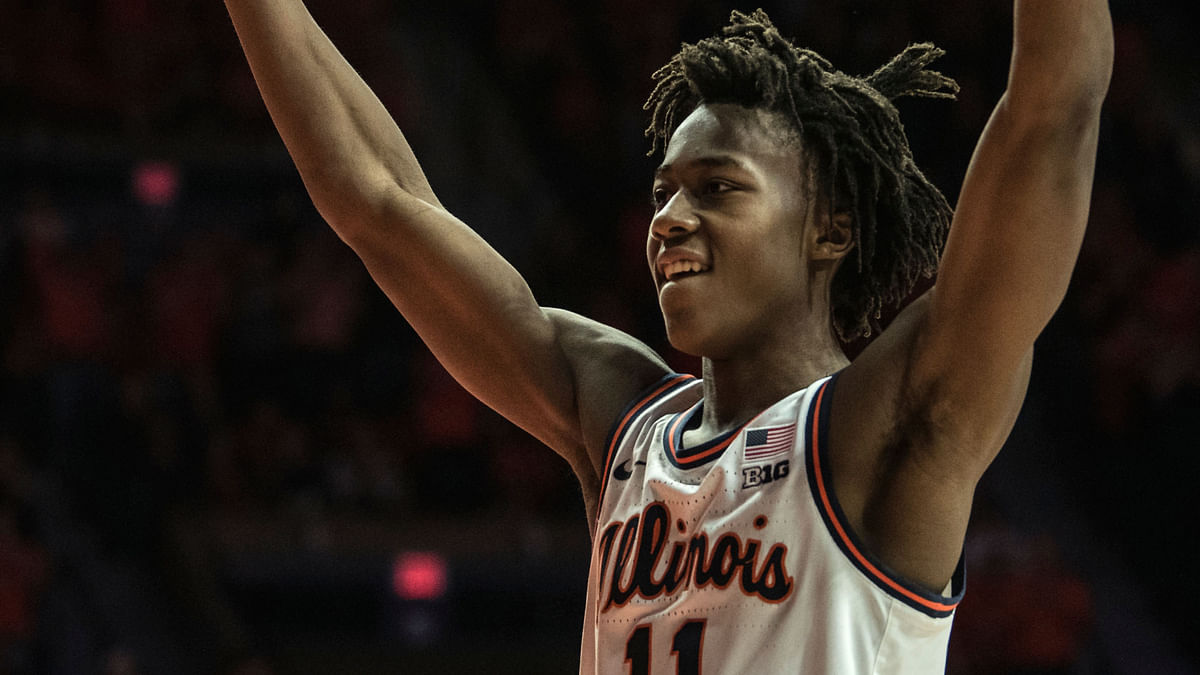NCAAB teasers of the day from Kern: Illinois vs Ohio State, and, if you really want another, Houston vs Connecticut