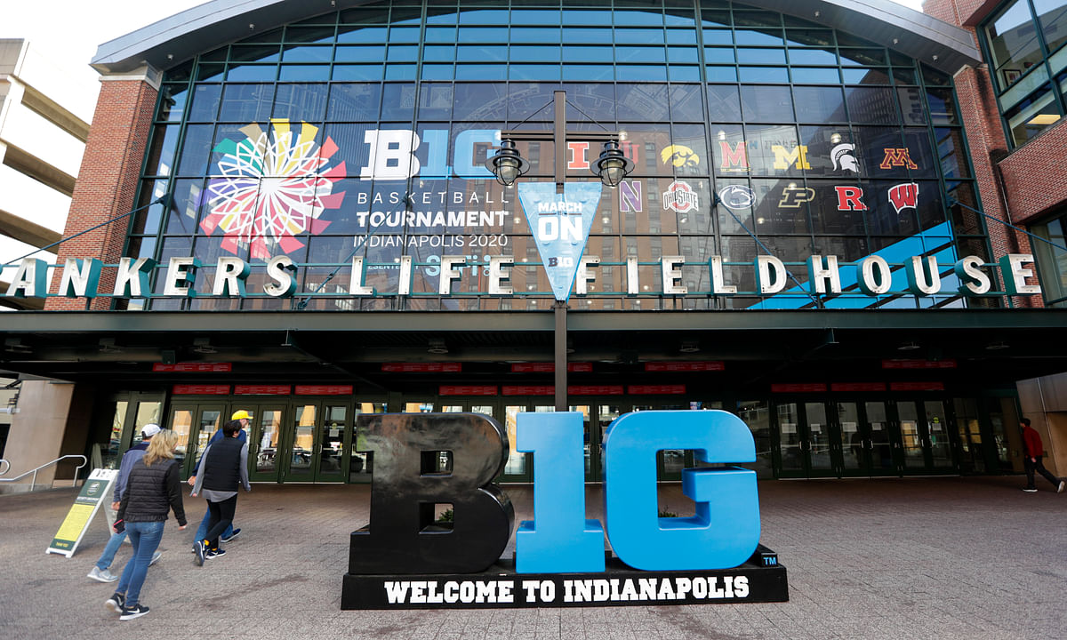 Breaking News: Big Ten Conference cancels basketball tournament because of the coronavirus