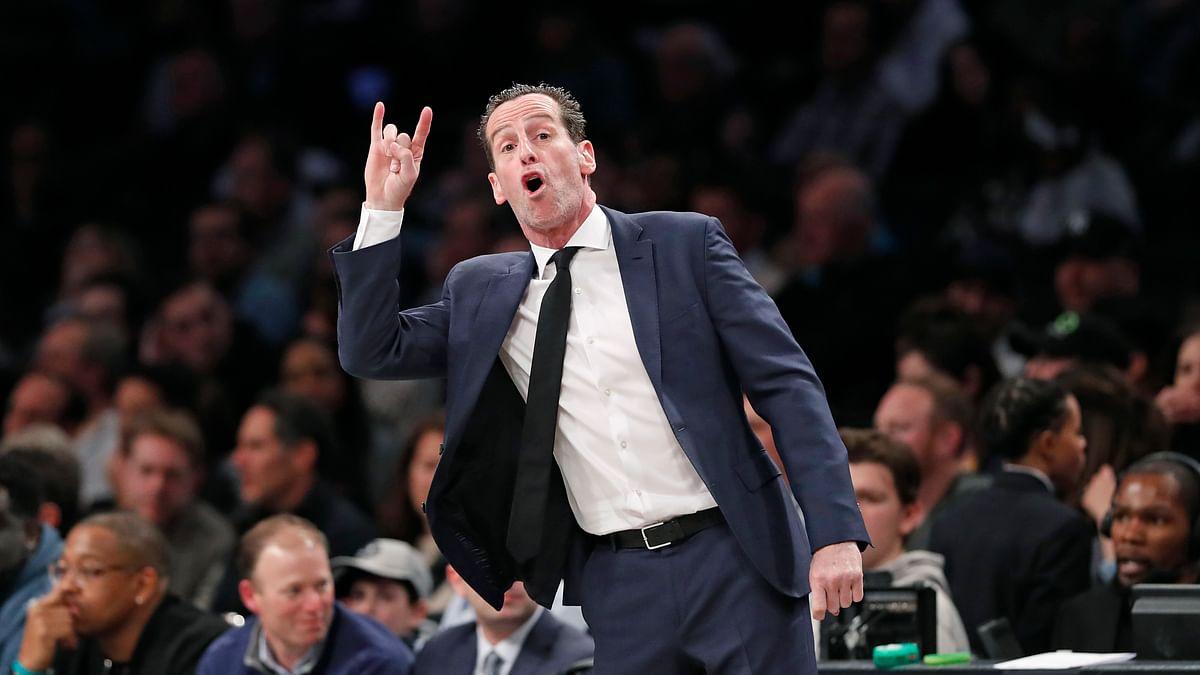 Kenny Atkinson out as Brooklyn Nets coach in surprise split