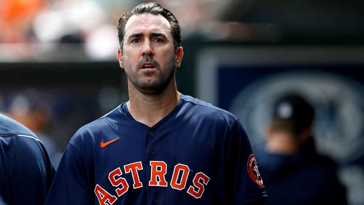 Didn't hear that coming: Astro Justin Verlander has lat strain, unlikely to be ready for opener – with Monday Spring Training recaps