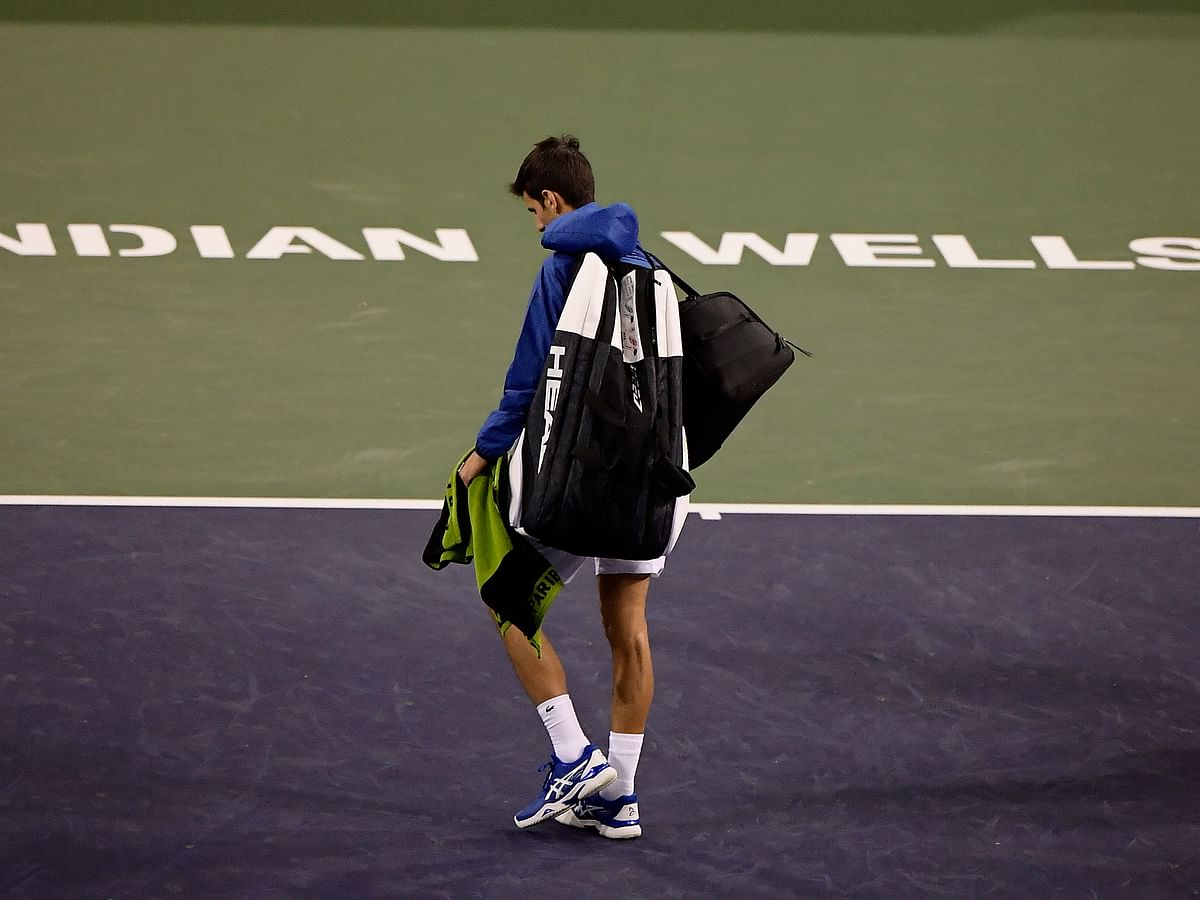 Opinion: If Indian Wells can default without putting a ball in play, how bad is this coronavirus?