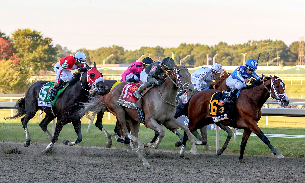 Free Monday SmartCap Horse Racing pick for the 8th race at Parx Racing
