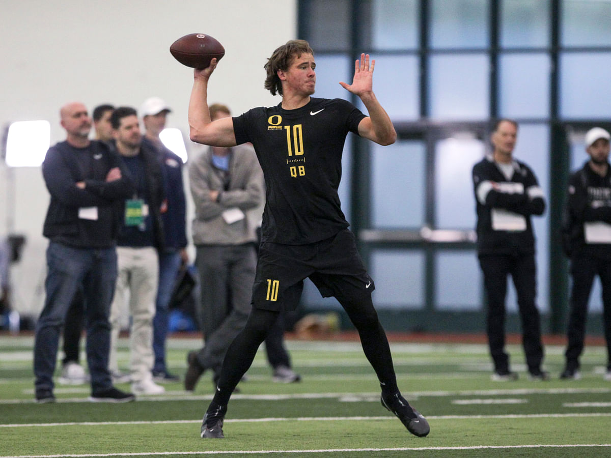 Bet the NFL Draft: Eckel picks his favorite over/under first-round bets including total QB, WR, RB, and more