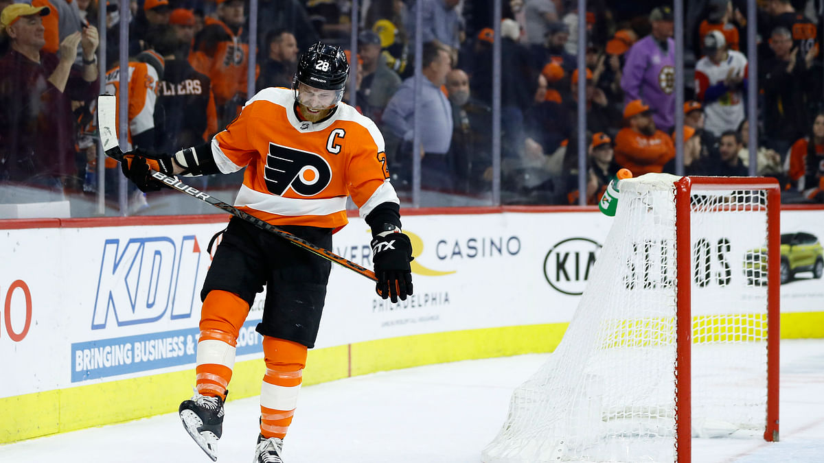 Claude Giroux is due! Boop goes in on the Flyers captain with his Tuesday night NHL prop bet