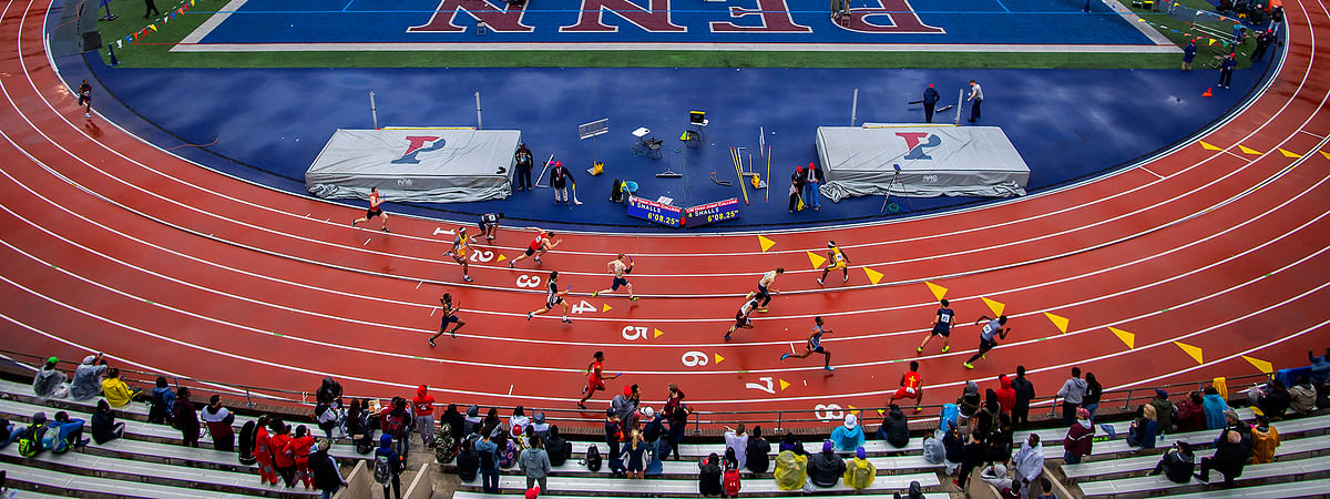 The Penn Relays in 2019.