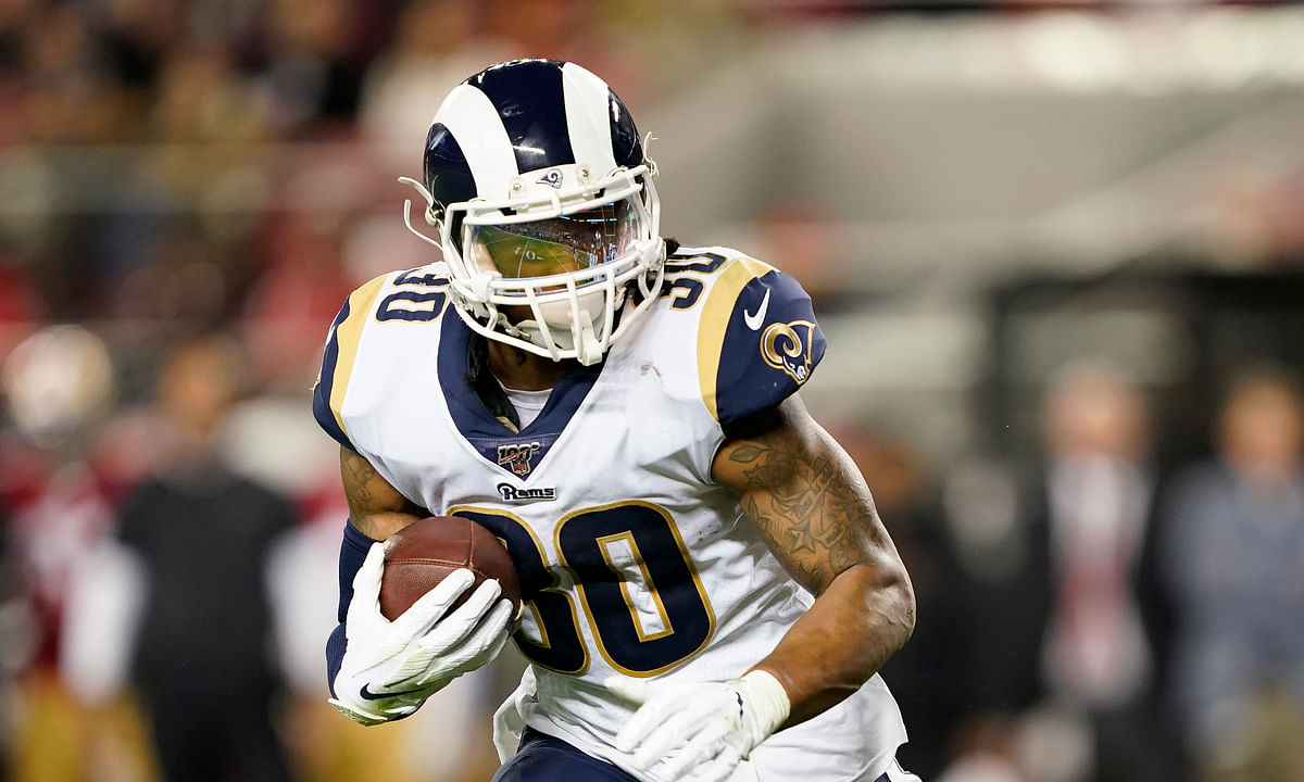 AP source: Atlanta Falcons agree to 1-year deal with Todd Gurley