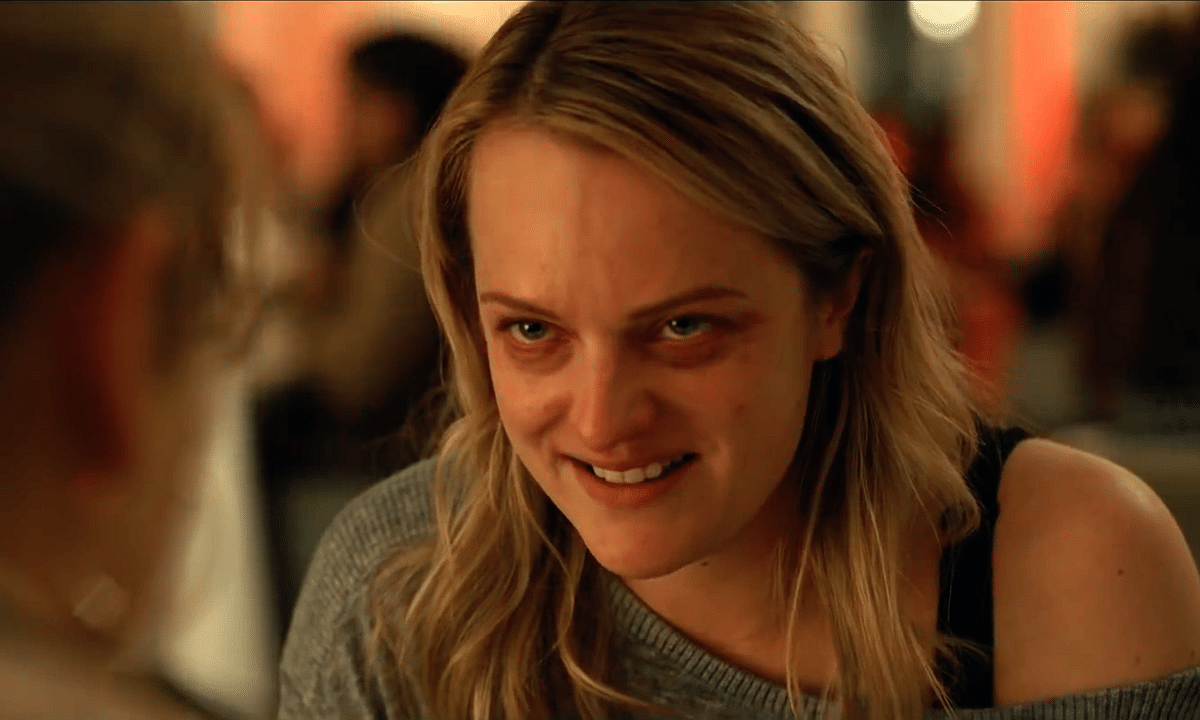 Elisabeth Moss in 'The Invisible Man'