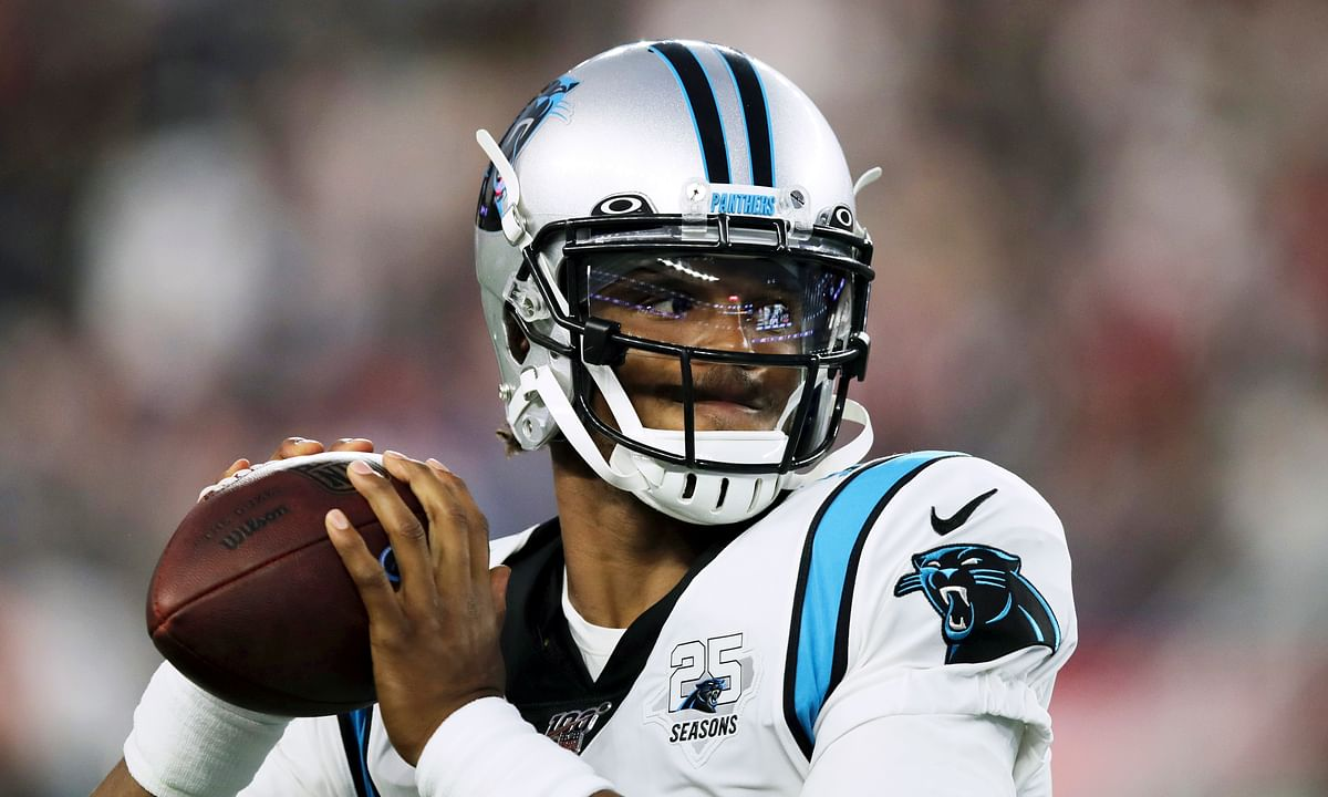 Panthers say Cam Newton can seek trade — QB says didn't request it; Rapoport reports Bridgewater finalizing deal to take over Carolina job