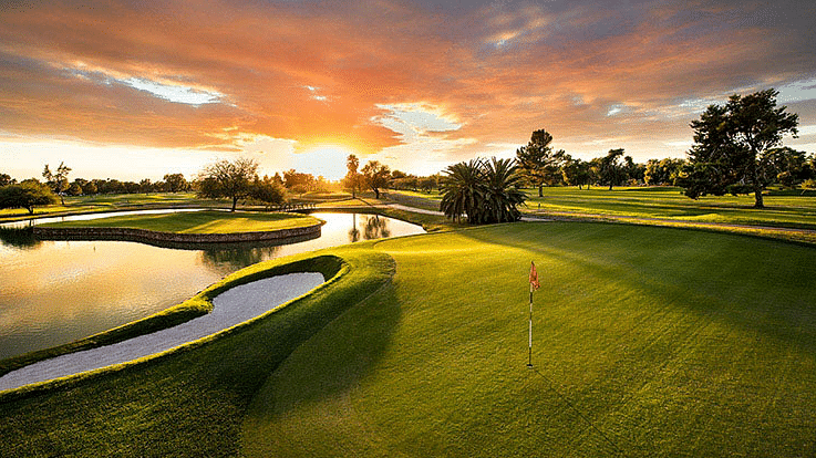 Mike Kern found live golf to bet on! It's the Mackenzie Q-School Prep from the Wigwam Gold Course near Phoenix