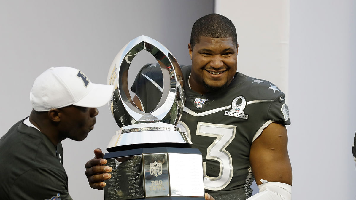 NFL Trade: Jaguars trading Calais Campbell to Ravens for 5th-round pick