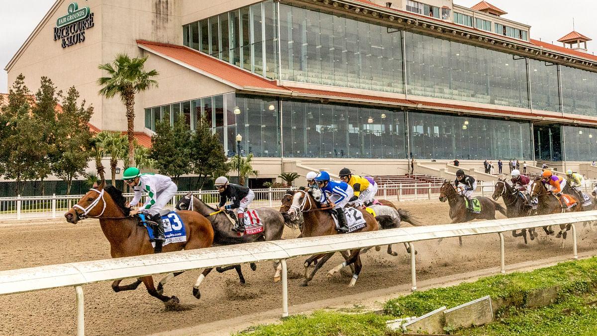 Dad's Hat Happy Hour Horse Racing: Garrity picks Aqueduct, Gulfstream, Laurel, Fair Grounds & Santa Anita