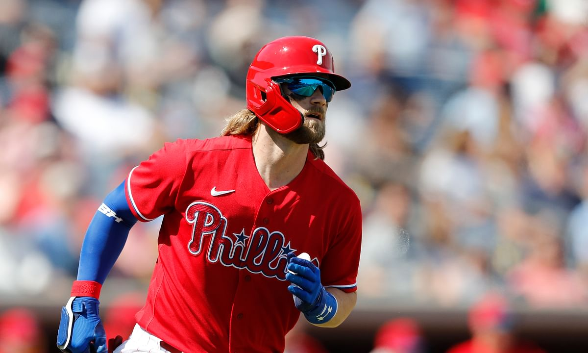 Oppo Research: Bryce Harper already in midseason form for Phillies (with video)