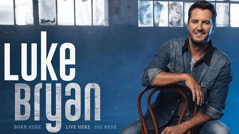 Luke Bryan is coming to the Jersey Shore this summer.