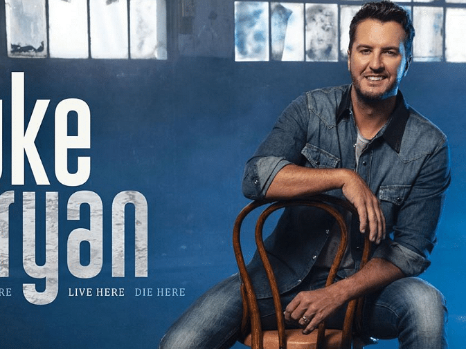 Luke Bryan to Philly-area fans: See you on the beach!