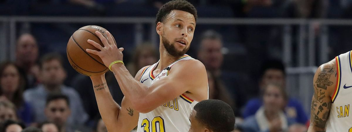 After just one game back following a hand injury, the Warriors' Stephen Curry (illnesss) will miss Saturday's game with the Sixers (Jeff Chiu)