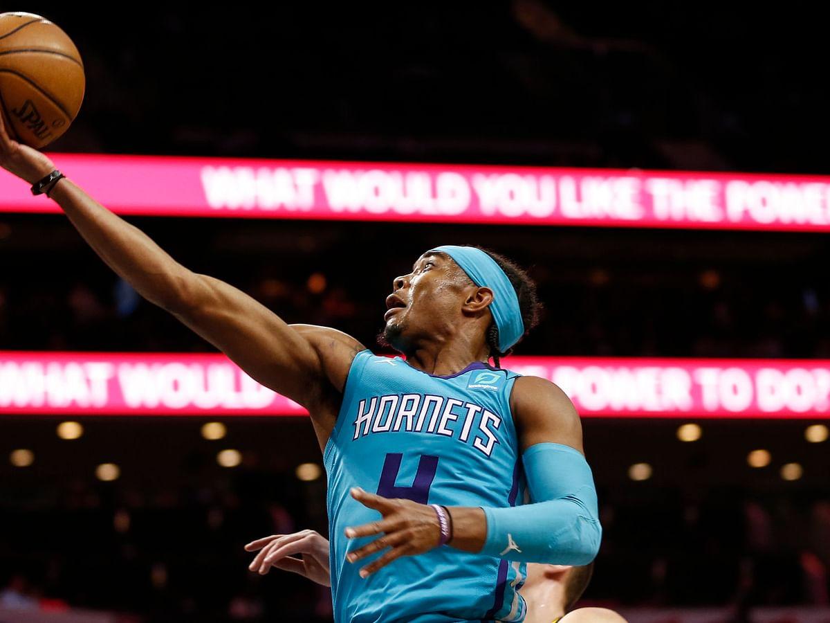 Saturday NBA - Houston Rockets at Charlotte Hornets