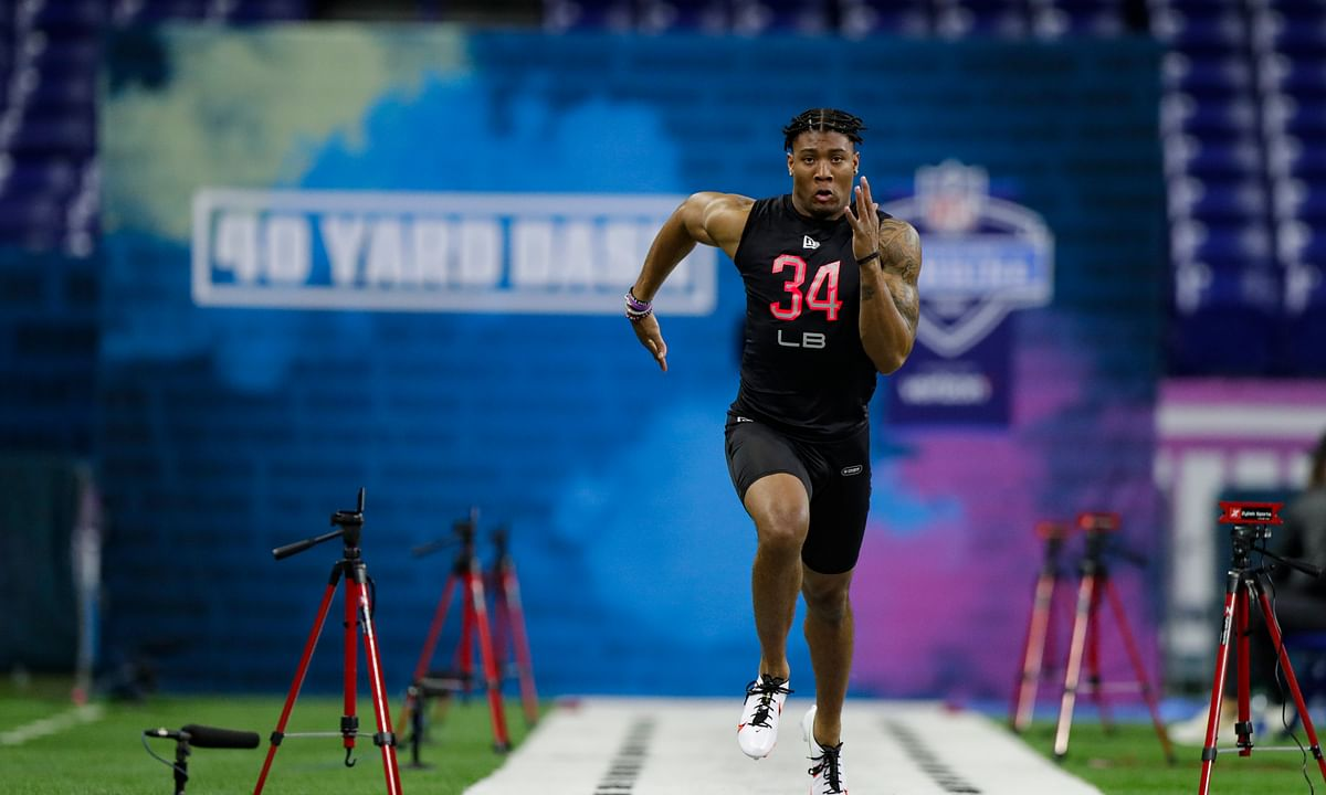 The 'Good Morning Football' crew breaks down the most impressive NFL combine performances