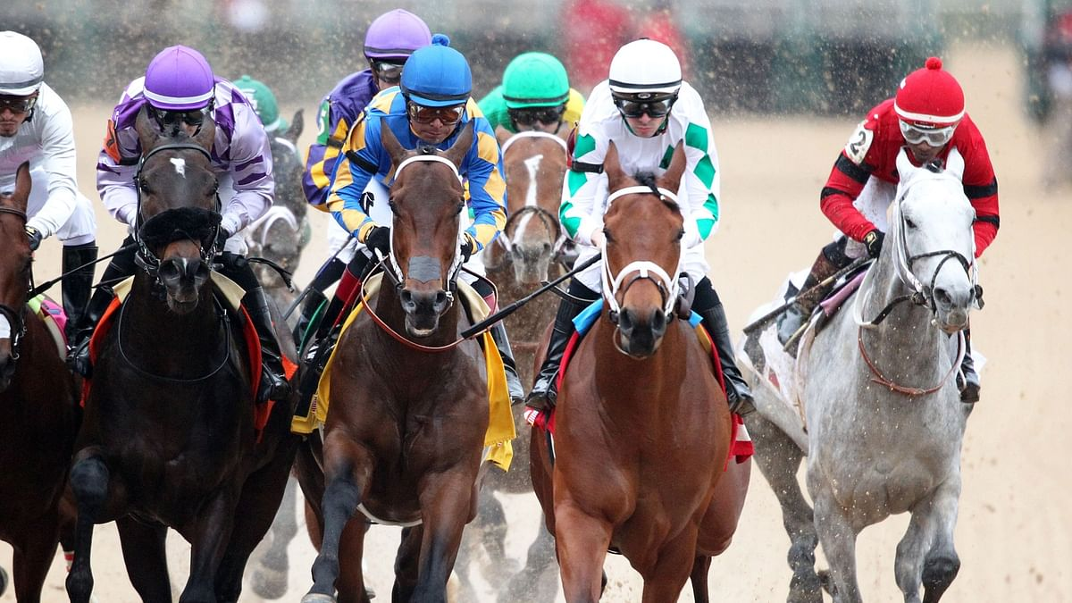 Friday Horse Racing: It's opening day at Oaklawn Park and Garrity has 4 race picks, including the Smarty Jones