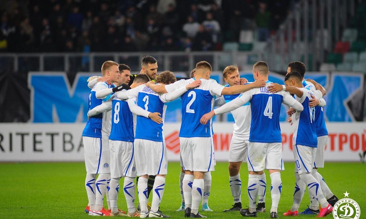 In Friday Belarus Premier League soccer action, Miller picks Dinamo Minsk vs Rukh Brest