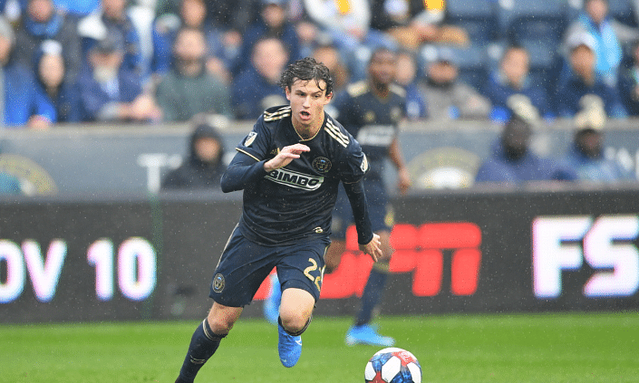 BoopProps: MLS Is Back Tournament - Philadelphia Union vs. New York City FC; Brenden Aaronson