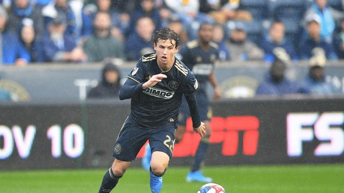 BoopProps: MLS Is Back Tournament - Philadelphia Union vs. New York City FC; Brenden Aaronson