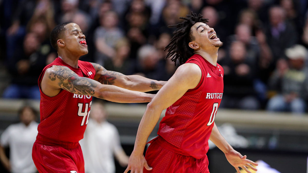 Big 10 Tournament: Eckel picks Rutgers vs Michigan and thinks it might be the time to ignore the past