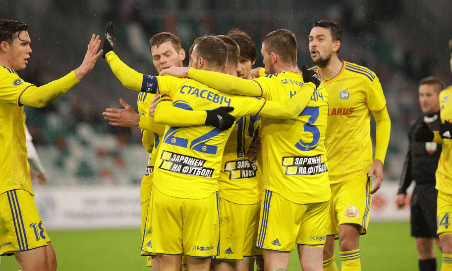 The Belarus Premier League Daily X Bet from Parx has BATE Borisov in its sights and Miller breaks it down