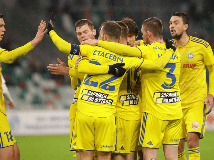 Sean Miller's Sunday Soccer Parlay Pick features BATE Borisov, Borussia Dortmund, and FC Midtjylland, plus more wagers to consider