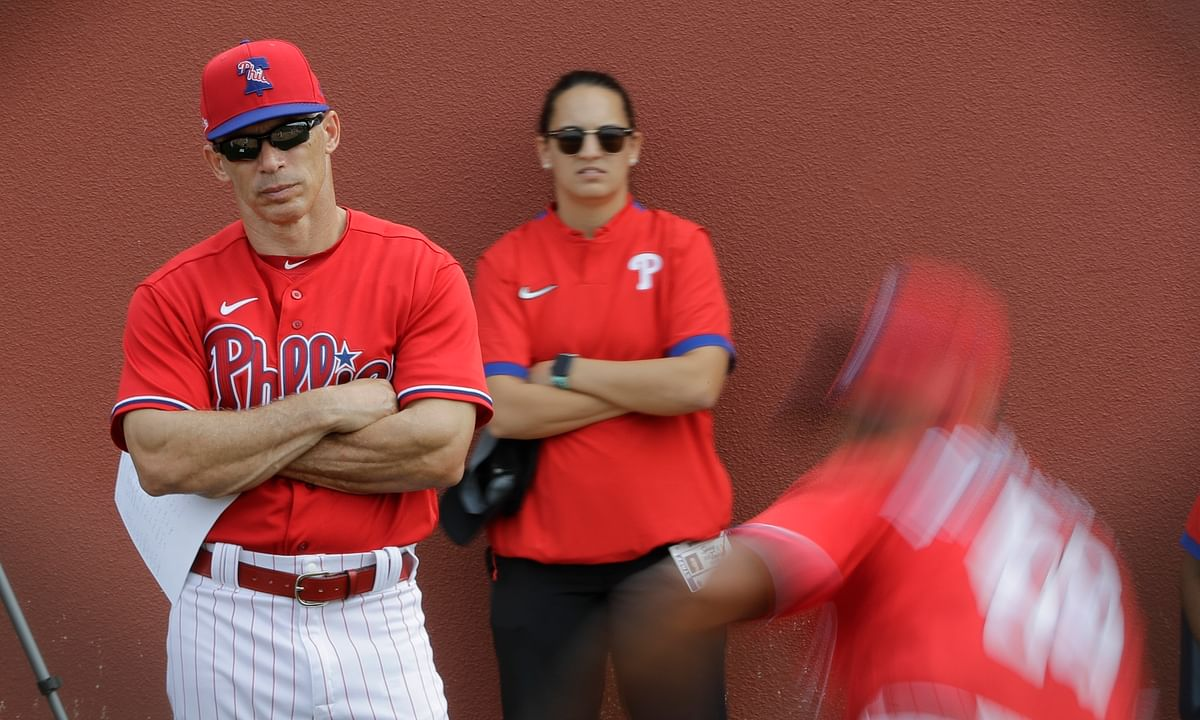 MLB delays opening day by at least 2 weeks because of coronavirus