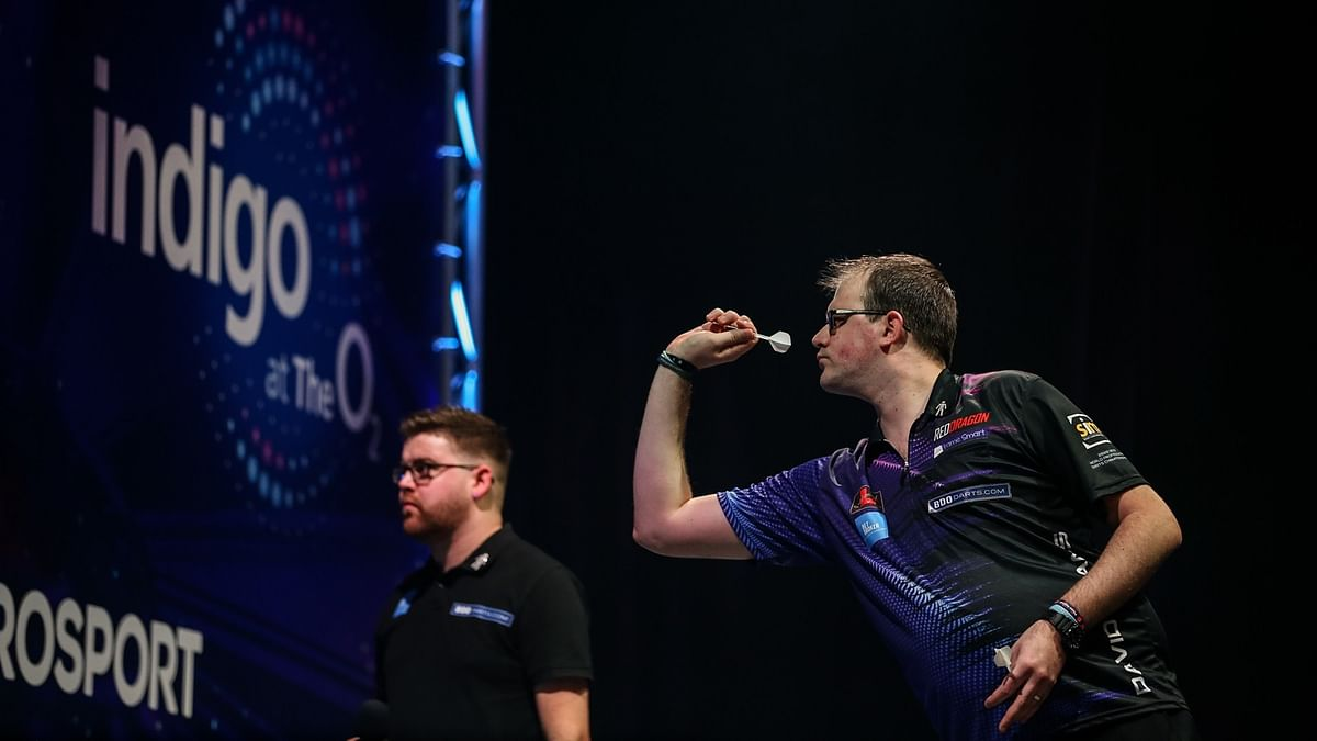 Evans and Nijman dominate again at Modus - A Night At The Darts; will Thursday be the same? Miller has more parlays to partake of