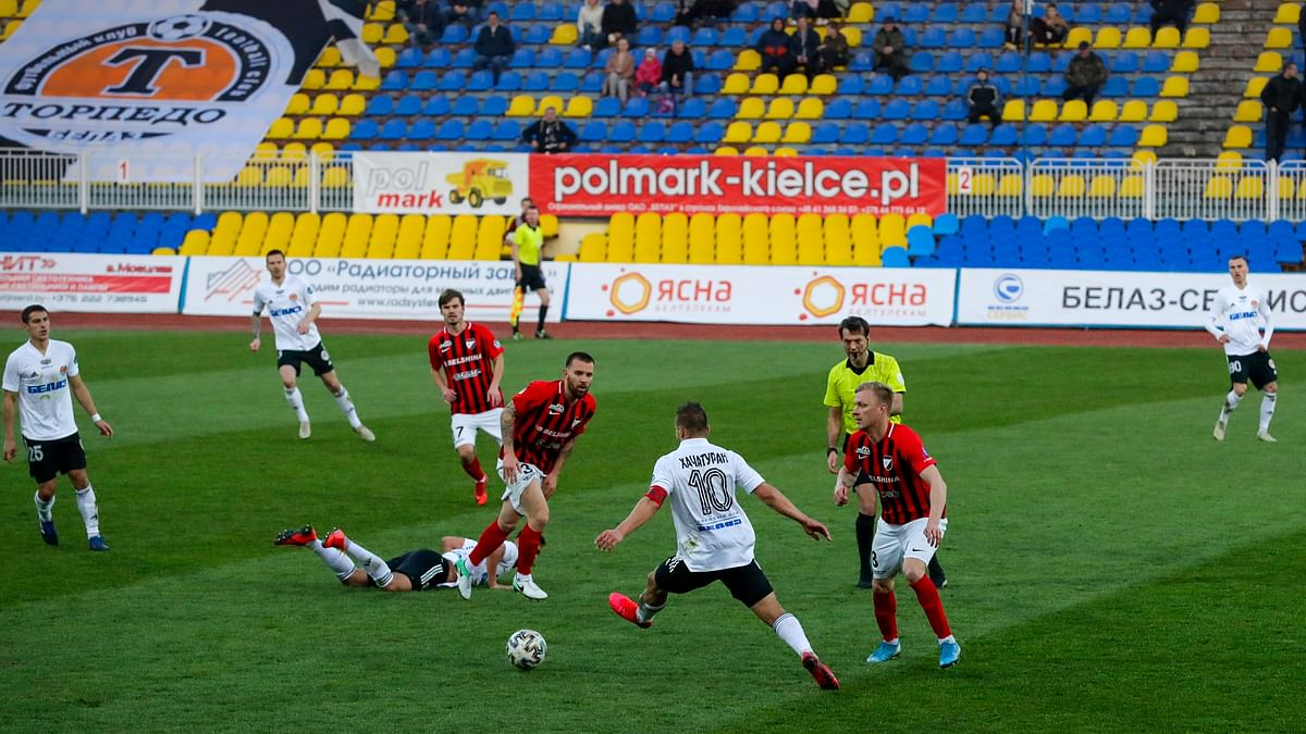 Bet Saturday Belarus soccer: Sean Miller picks Belshina Bobruisk vs Slavia Mozyr in a battle of Premier League cellar dwellers